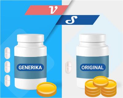 Generika oder Original: der kleine Unterschied